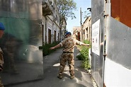 Tour of the Buffer Zone in Nicosia's old town - Cyprus Mail