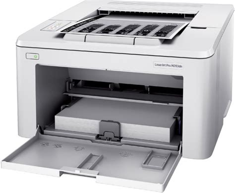 Hp laserjet pro m203dn single function laser printer. Laserprinter HP Laserjet Pro M203DN bij Delo