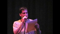 Octopoet at the Nuyorican Poets Cafe with Frank Messina ...