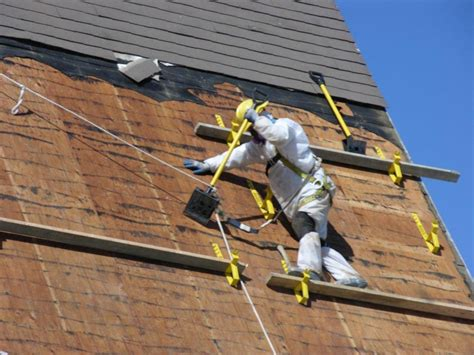 asbestos roofing removal yelp