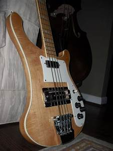 The best Rickenbacker copy you have ever tried? | TalkBass.com