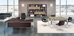 Mobilier De Bureau Moderne Design 4 Avec Bureau De
