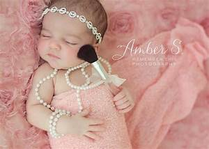 girly newborn girl photography ideas makeup diamonds and ...