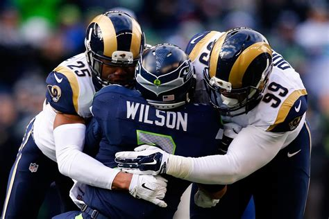 st louis rams  seattle seahawks game time tv