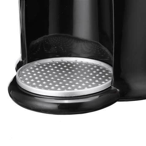 It's a simple cone made from plastic or glass, and fits snuggly over the top of a single mug, or a glass carafe. 300W Mini Single Cup Drip Coffee Machine Makers Electric Automatic Espresso Machine - Dr Techlove