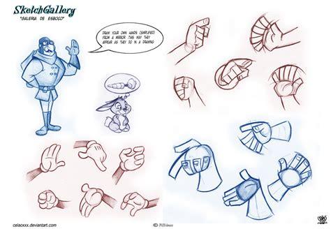 draw hands cartoons  celaoxxx  celaoxxx