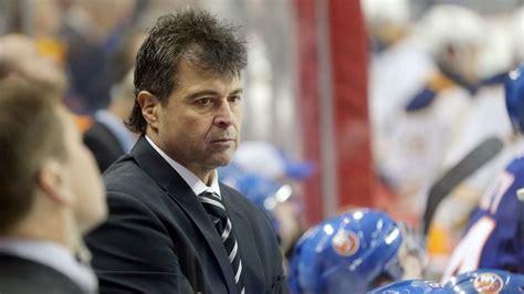york islanders  changing  coaching staff