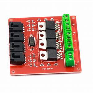 Buy Irf540 Power Module Electronic Block 4 Channel Mosfet