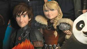 HOW TO TRAIN YOUR DRAGON 2 - First Look at Teenage Hiccup ...