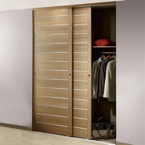 porte armoire coulissante porte coulissante bois