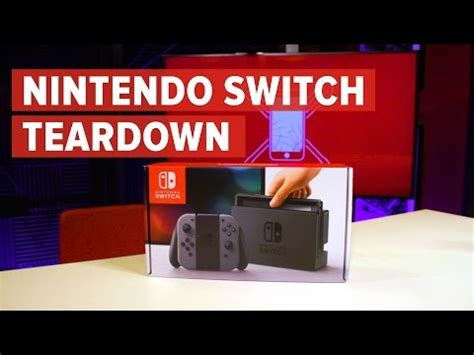 nintendo switch teardown ubreakifix