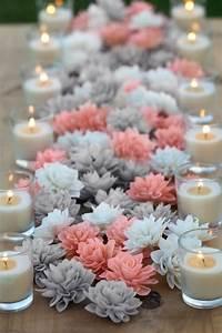 50 idées pour une jolie table du mariage de printemps
