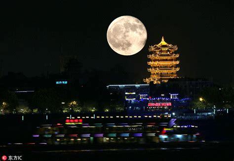 Full moon celebrates Mid-Autumn Festival[1]- Chinadaily.com.cn