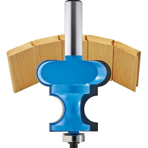 bead cove canoe building router bits rockler