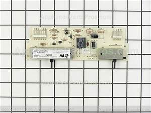 Ge Wr55x129 Dispenser Control Board