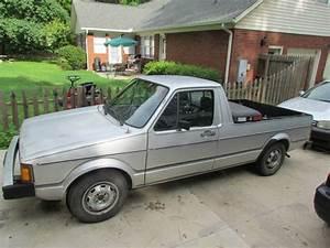 Vw Caddy Diesel : sell used 1982 volkswagen vw rabbit truck pickup caddy ~ Kayakingforconservation.com Haus und Dekorationen