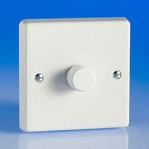 Led Dimmer Anschließen : trailing edge led dimmer switches white ~ Markanthonyermac.com Haus und Dekorationen