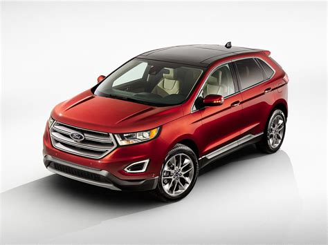 New 2018 Ford Edge  Price, Photos, Reviews, Safety