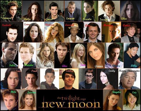 Full Cast Of Twilight New Moon Video Search Engine At