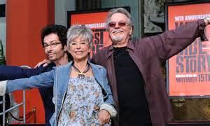west side story stars reunited   celebrate  film