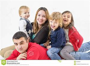 Spending Time With Family Stock Image - Image: 33280831