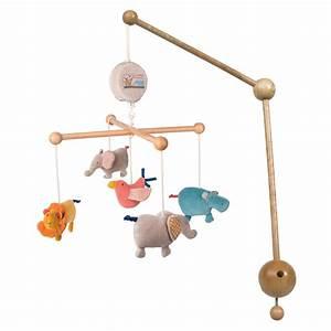 Mobile Lit Bébé Fille : mobile b b musical les papoum de moulin roty sur allob b ~ Teatrodelosmanantiales.com Idées de Décoration