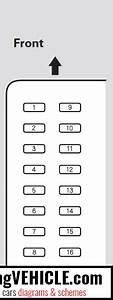 Honda Pilot I Fuse Box Diagrams  U0026 Schemes