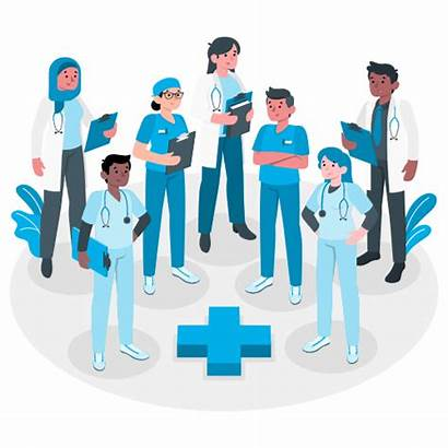 Team Healthcare Health Medical Bachelors Professional Patients