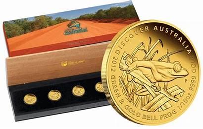 Gold Australia Discover Coin Coins Perth Mint