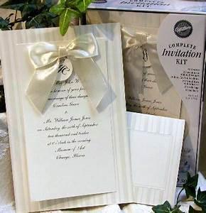 ca diy wedding invitations print your own kits by wil on With wedding invitations printing canada