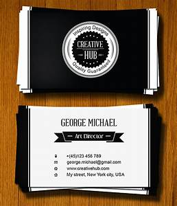 Design a clean colorless business card in illustrator for Business card illustrator