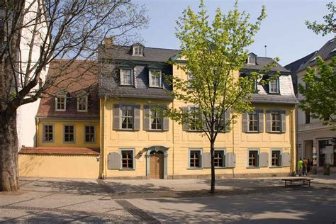 Weimar Schillerhaus Unterwegsblog