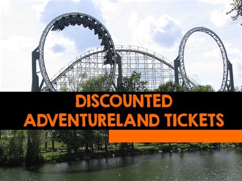 Discounted Adventureland Tickets: Some tips on how to save ...