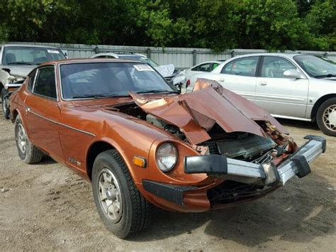 1973 Datsun 280z by 1978 Datsun 280z Photos Fl Ta South Salvage Car
