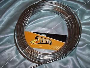 Gaine Pour Cable : gaine standard 5mm chrome tun r 2 5mm int rieur pour ~ Premium-room.com Idées de Décoration