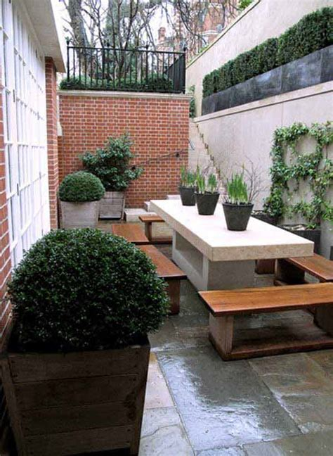 landscaping narrow spaces 18 clever design ideas for narrow and long outdoor spaces amazing diy interior home design