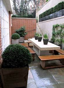 18, Clever, Design, Ideas, For, Narrow, And, Long, Outdoor, Spaces