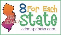 Eight For Each State - New Jersey
