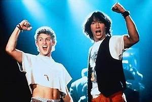 "The ""Bill and Ted's Excellent Adventure"" Synopsis ..."
