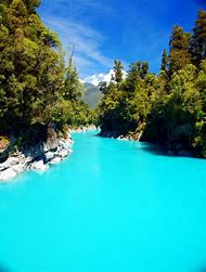 South Island New Zealand Water
