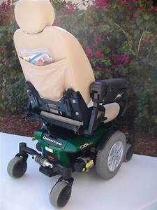 Pride Mobility Quantum 6 Edge Power Chair