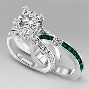 Jewels two in one engagement ring evoleescom fashion for 2 in 1 engagement and wedding rings