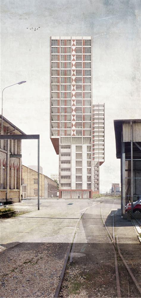 Wohnhaus Bei Zuerich by Armon Semadeni Gewinnen In Z 252 Rich Wohnhochhaus Letzi