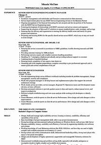 Good Skills For Resume Senior Service Engineer Resume Samples Velvet Jobs
