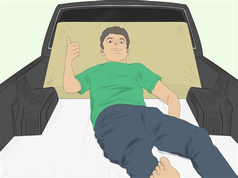 drive   theater truck bed couch  steps