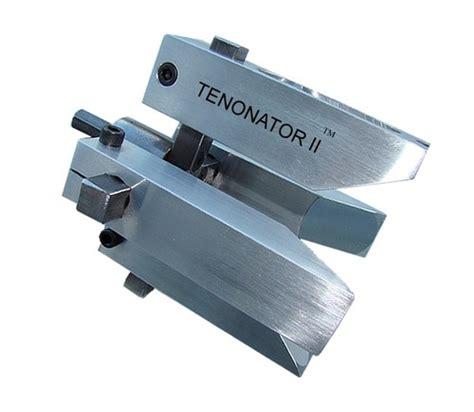 tenonator ii tenon cutters log furniture tools diy