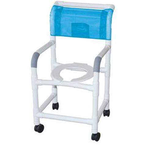 medline standard pvc shower chair medline rehab shower
