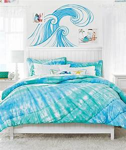 teen quilt tie dye teen girl bedding set With bed covers for teenage girl