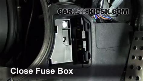 Mazda 6 Interior Fuse Box Cover by Interior Fuse Box Location 2006 2015 Mazda Mx 5 Miata