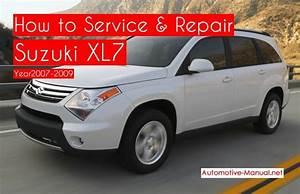 This Suzuki Xl7 2007